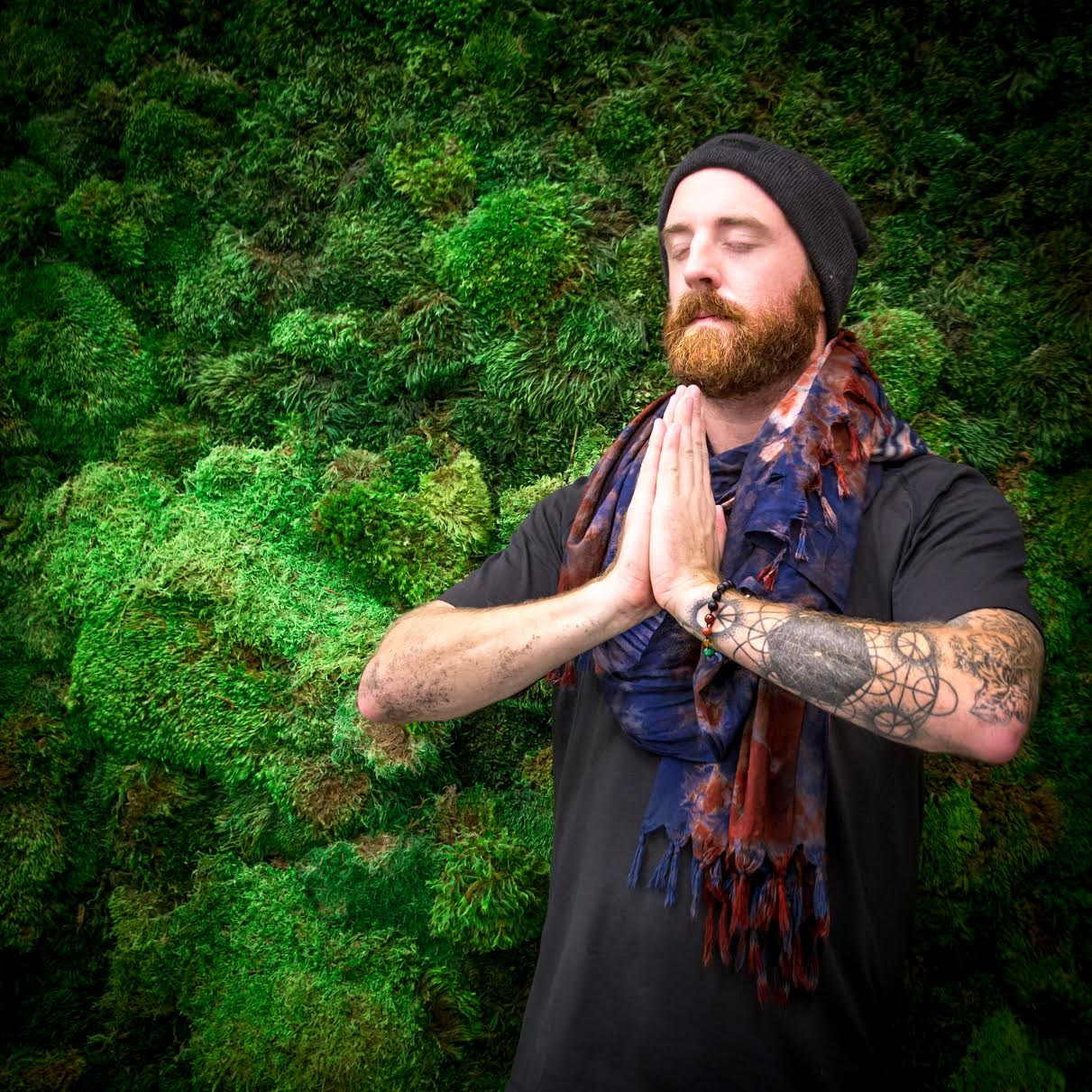 Brian Crawford, International Yoga Photographer/Artist