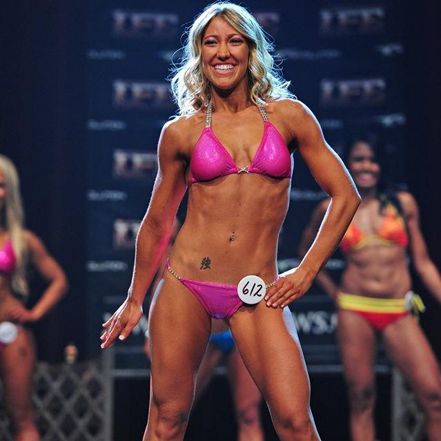 Claire Syms - Fitness Model Entrepreneur