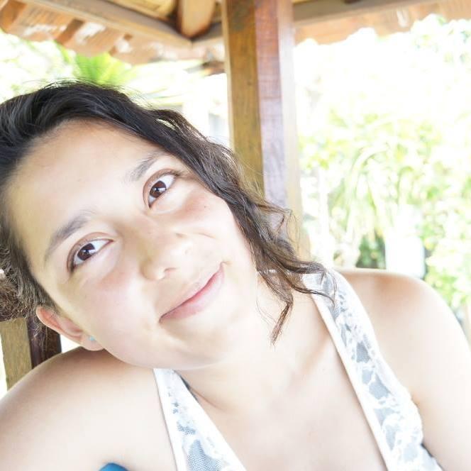 La Señorita Nicolle Romero