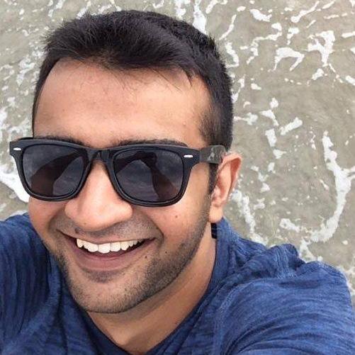 Sadin Nasir // Web Developer