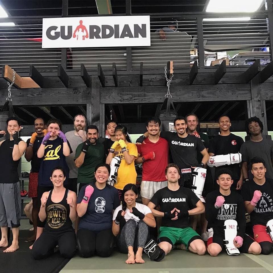 guardian gym registration thank you page