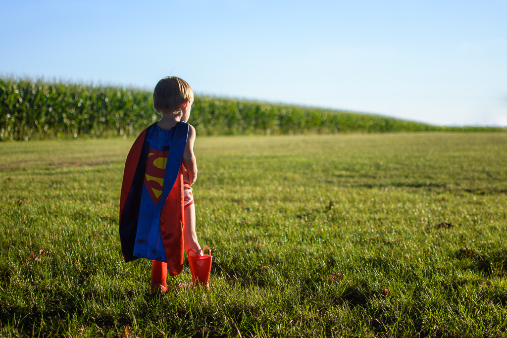 """when they announced to the world,along with one of these pictures were the words """"every superhero needs a sidekick"""" :)"""
