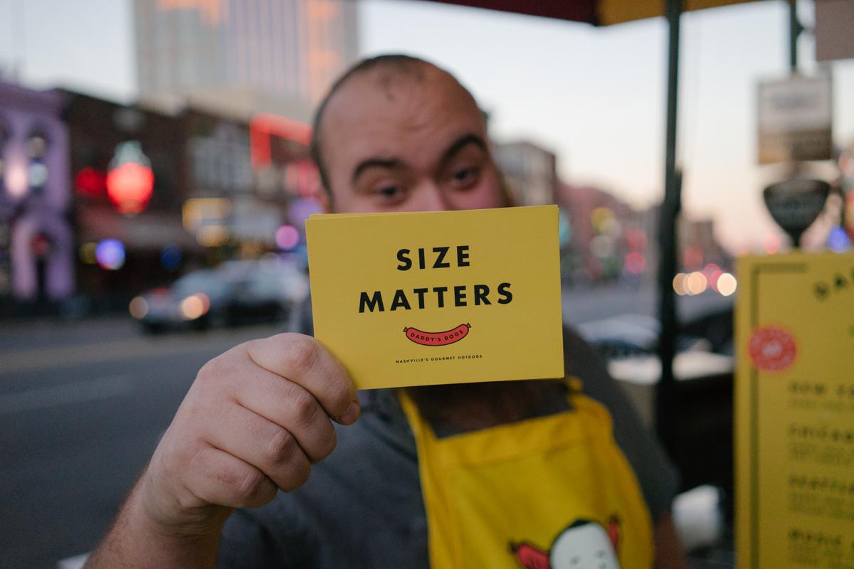 Big Daddy: Size matters