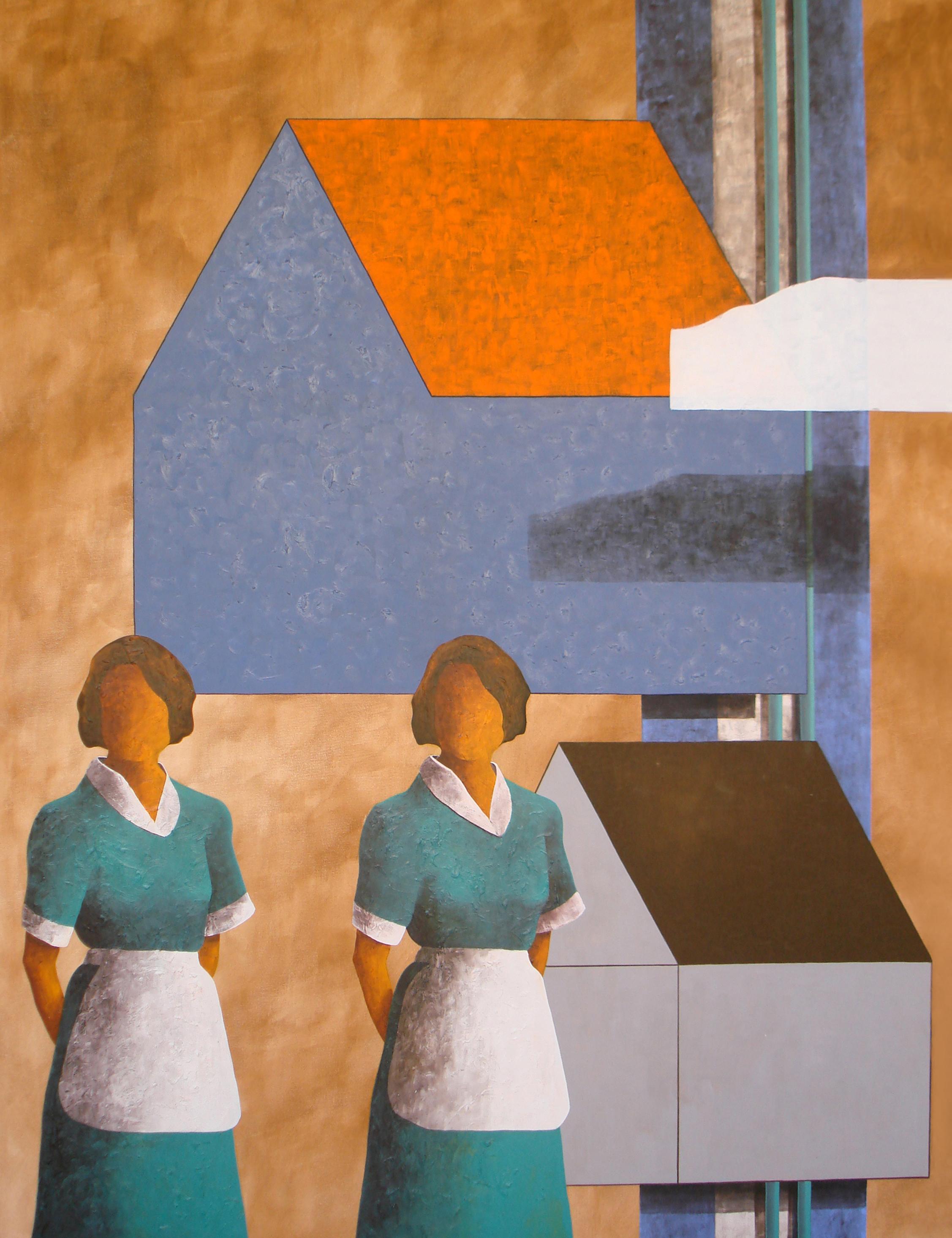 El Sueño de las dos casas y las dos mucamas