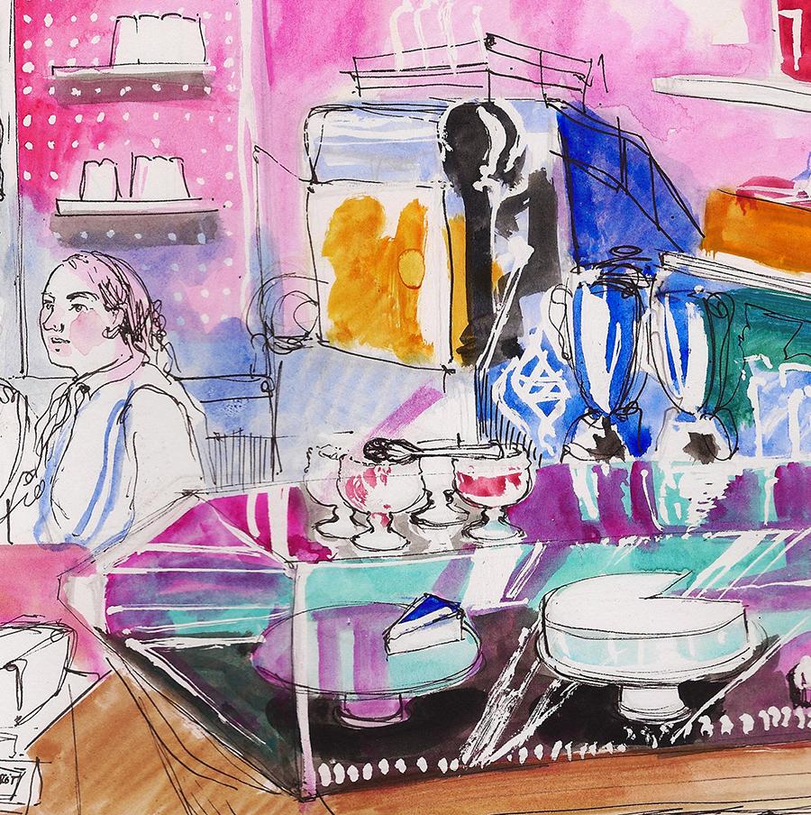 Katjes Café Grün-Ohr