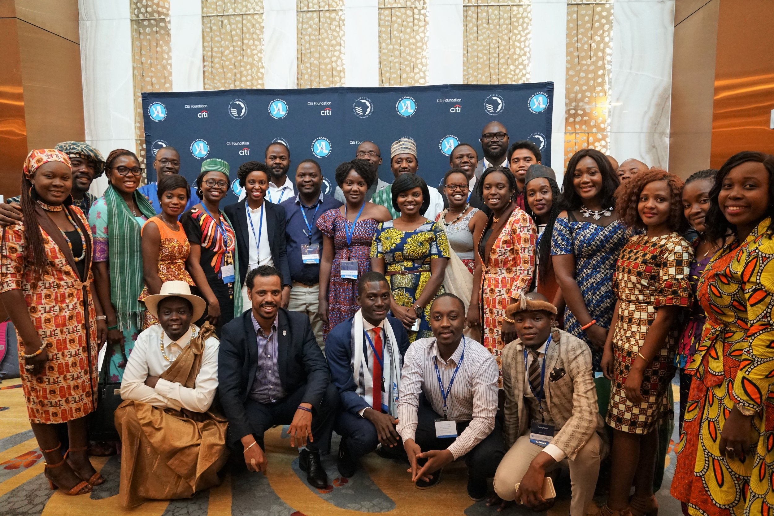 Meet the 2017 Mandela Washington Fellows to receive USADF seed capital funding. USADF will invest $375K in seed capital to help these young African leaders launch or expand their social enterprise. Click  here  to learn more about the 2017 winners.