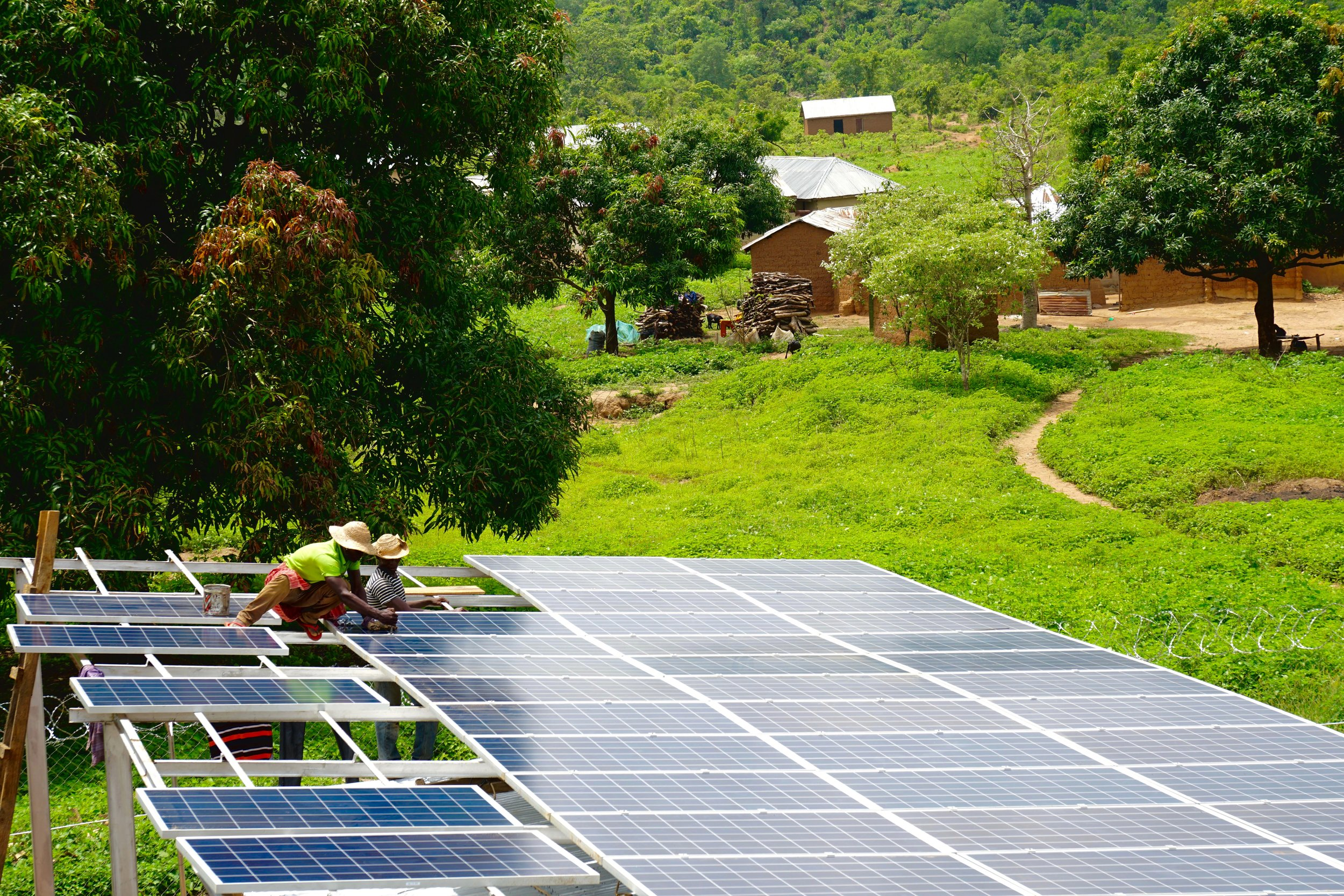 Over 95 million Nigerians lack access to electricity. USADF and All On recently announced a public-private partnership to support local enterprises bringing off grid energy solutions to underserved communities in Nigeria.