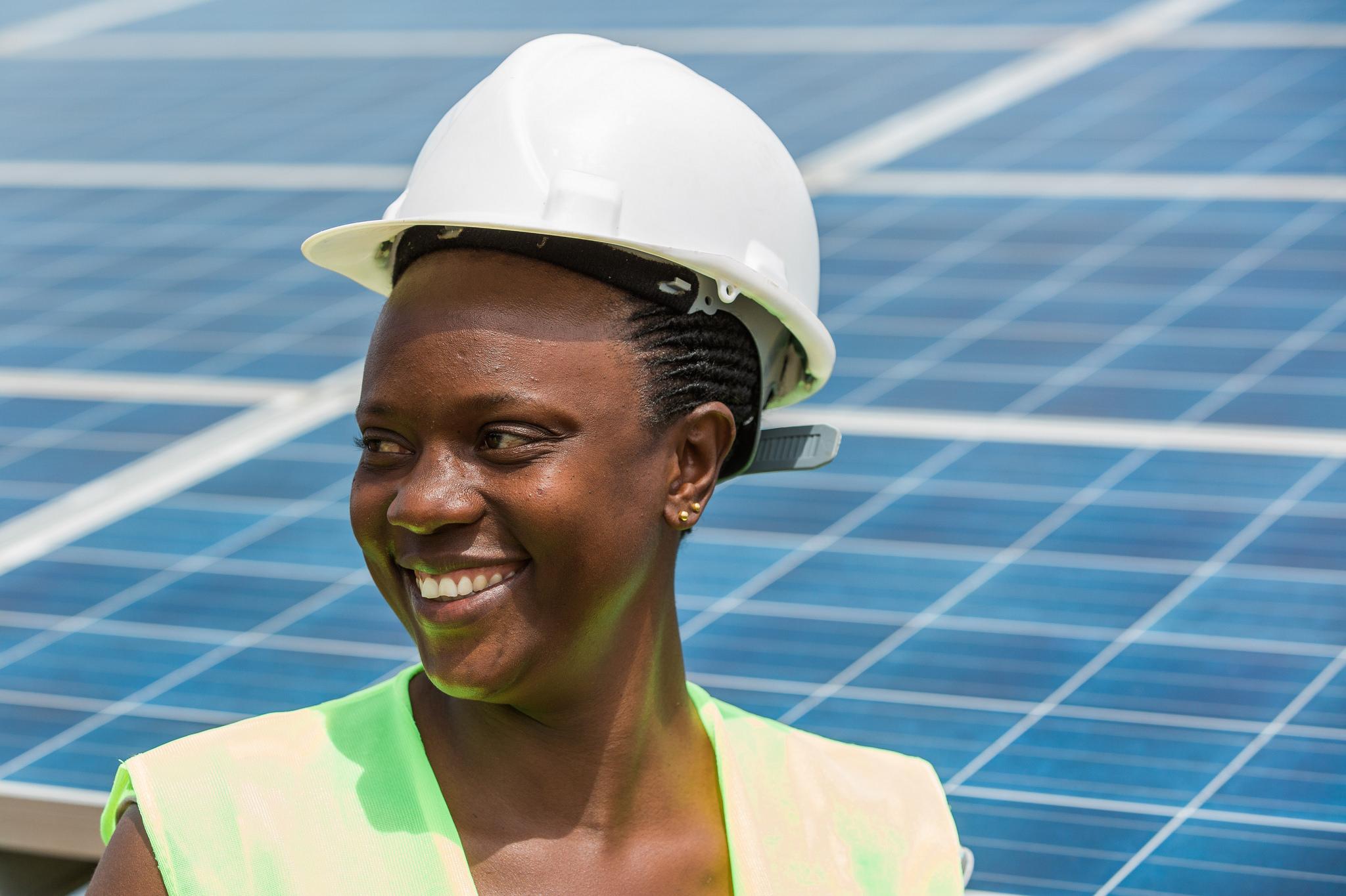 Mobilizing Africa's Women Engineers