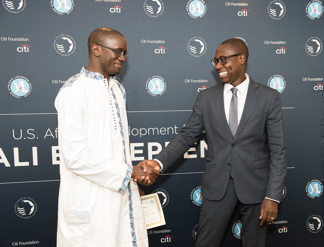 """Kemo wanted better job options for his fellow young professionals in Senegal, so he started Wutiko - """"find it"""" in Wolof. Wutiko has over 50,000 users and is expanding to Nigeria."""