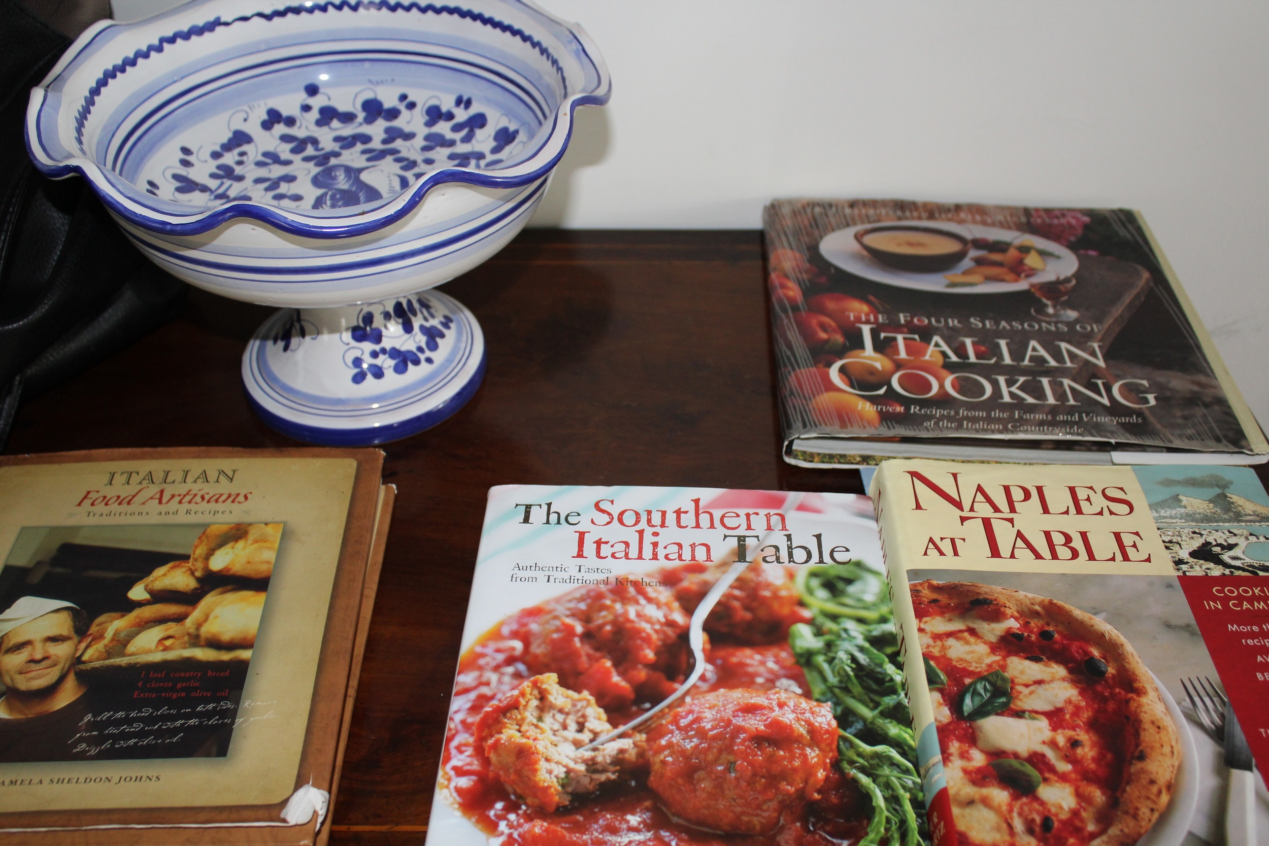Learn to cook in Italy