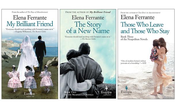 Elena Ferrante Naples Tour