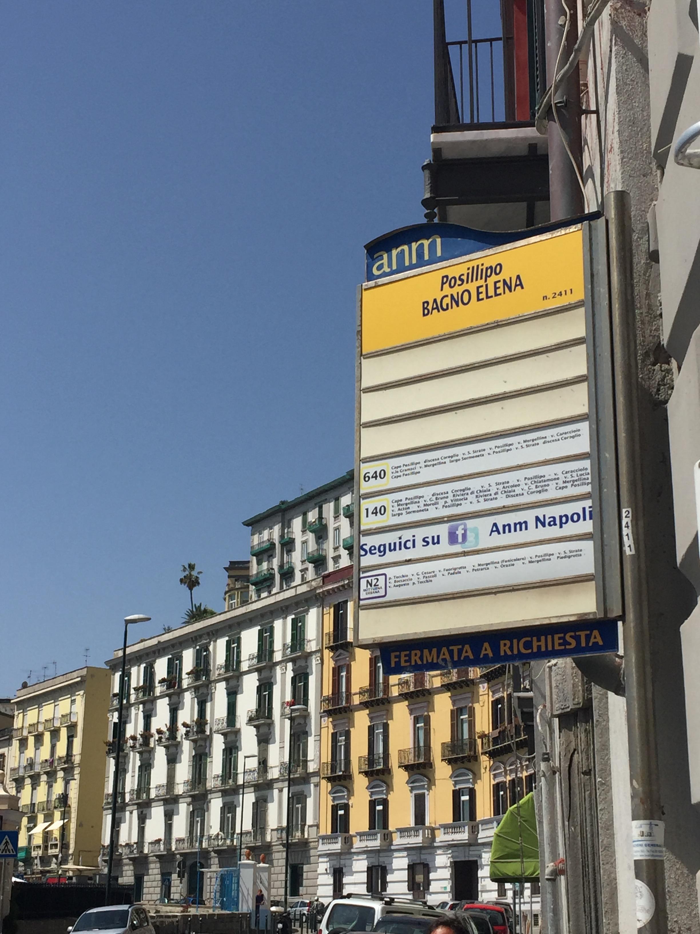 Naples Elena Ferrante Tour