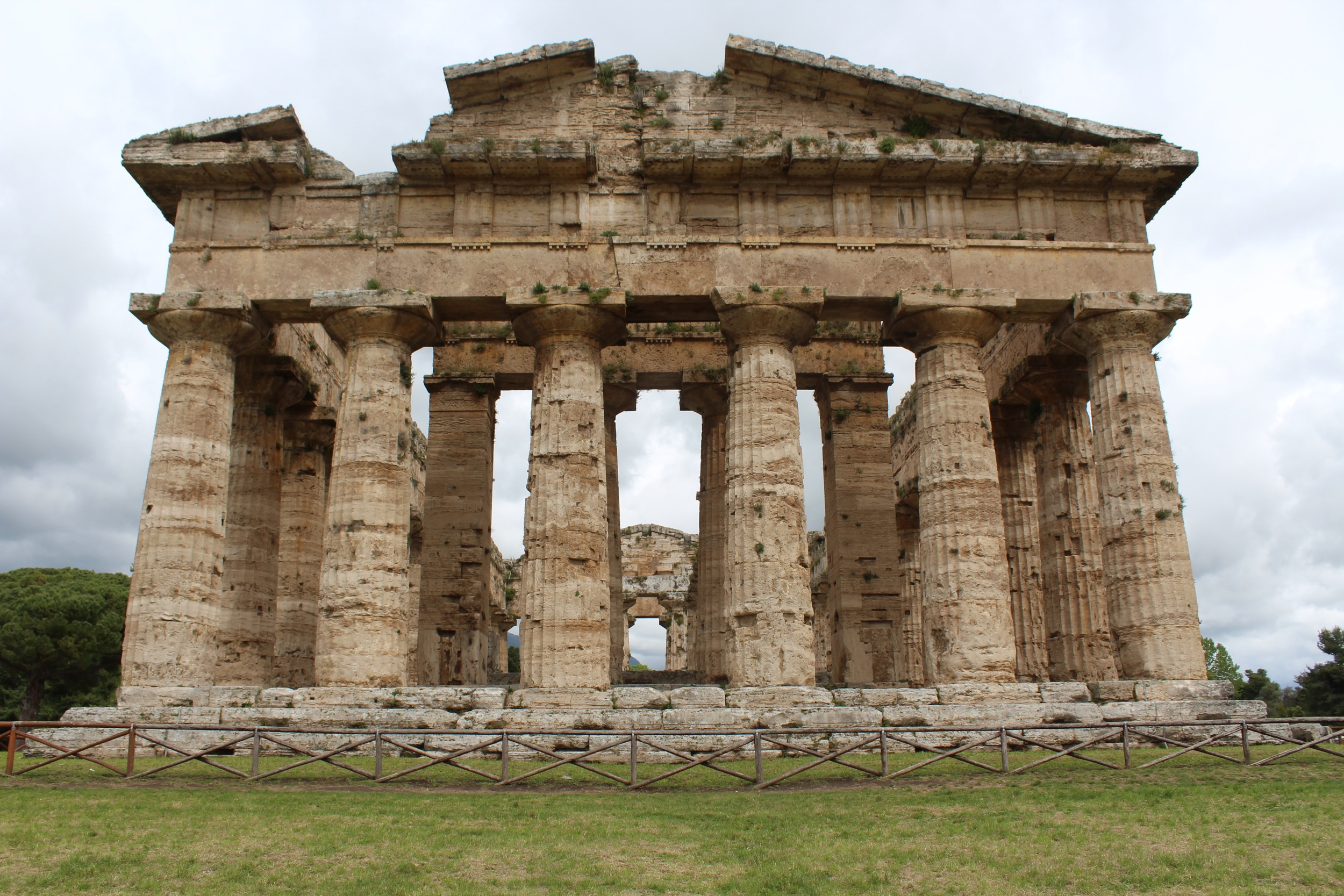Luxury tour Paestum temples