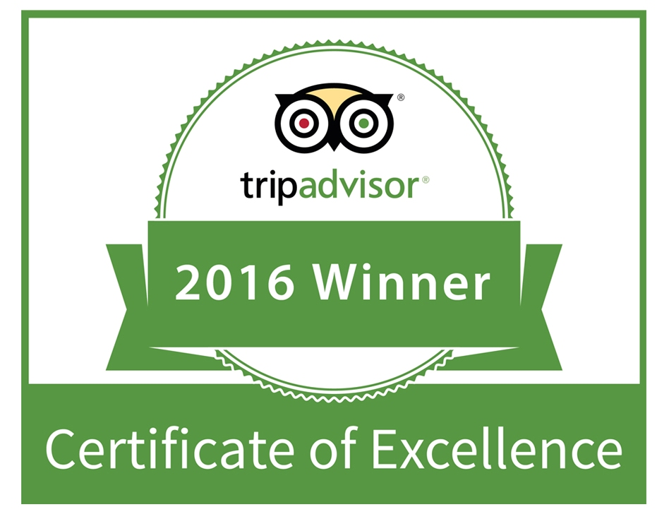 Borgo La Pietraia maintains a  5-star rating on TripAdvisor  and has won the Certificate of Excellence for two consecutive years.