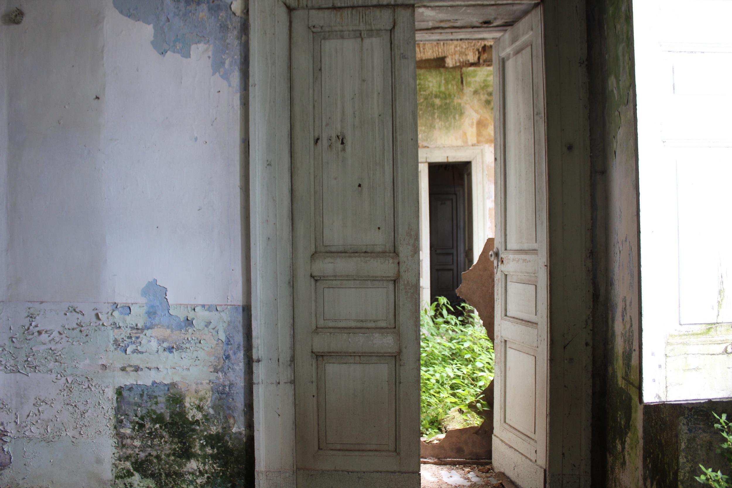 Palazzo Bellelli, Capaccio. Photo credit: Danielle Oteri