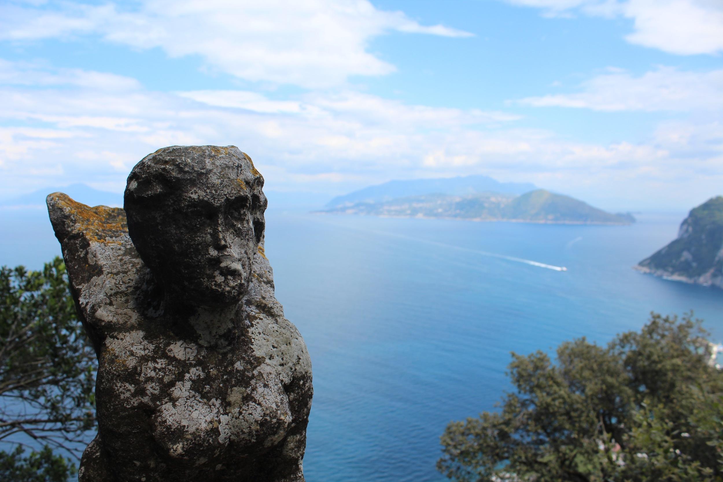 Sirens on Capri