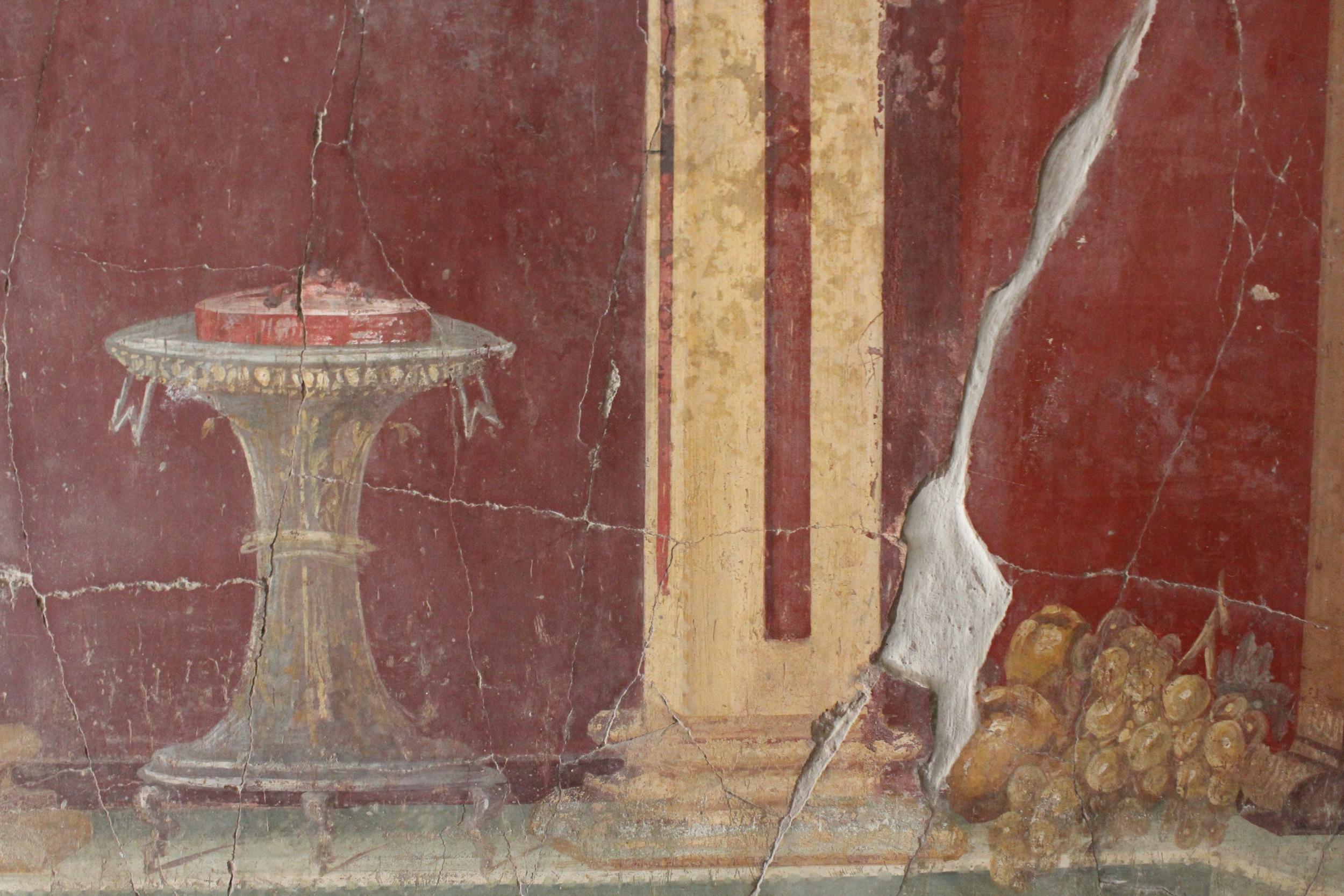 Food frescoes
