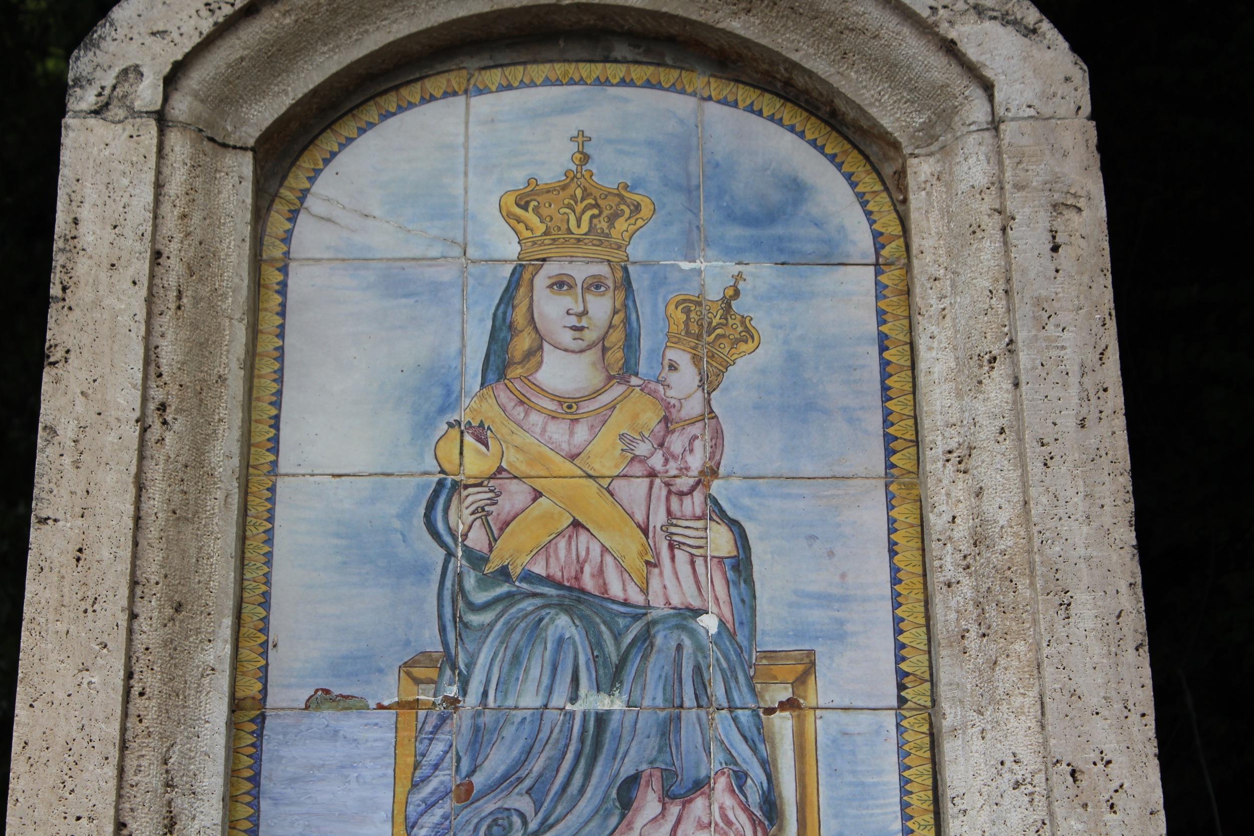 Sanctuary of Madonna del Granato Capaccio
