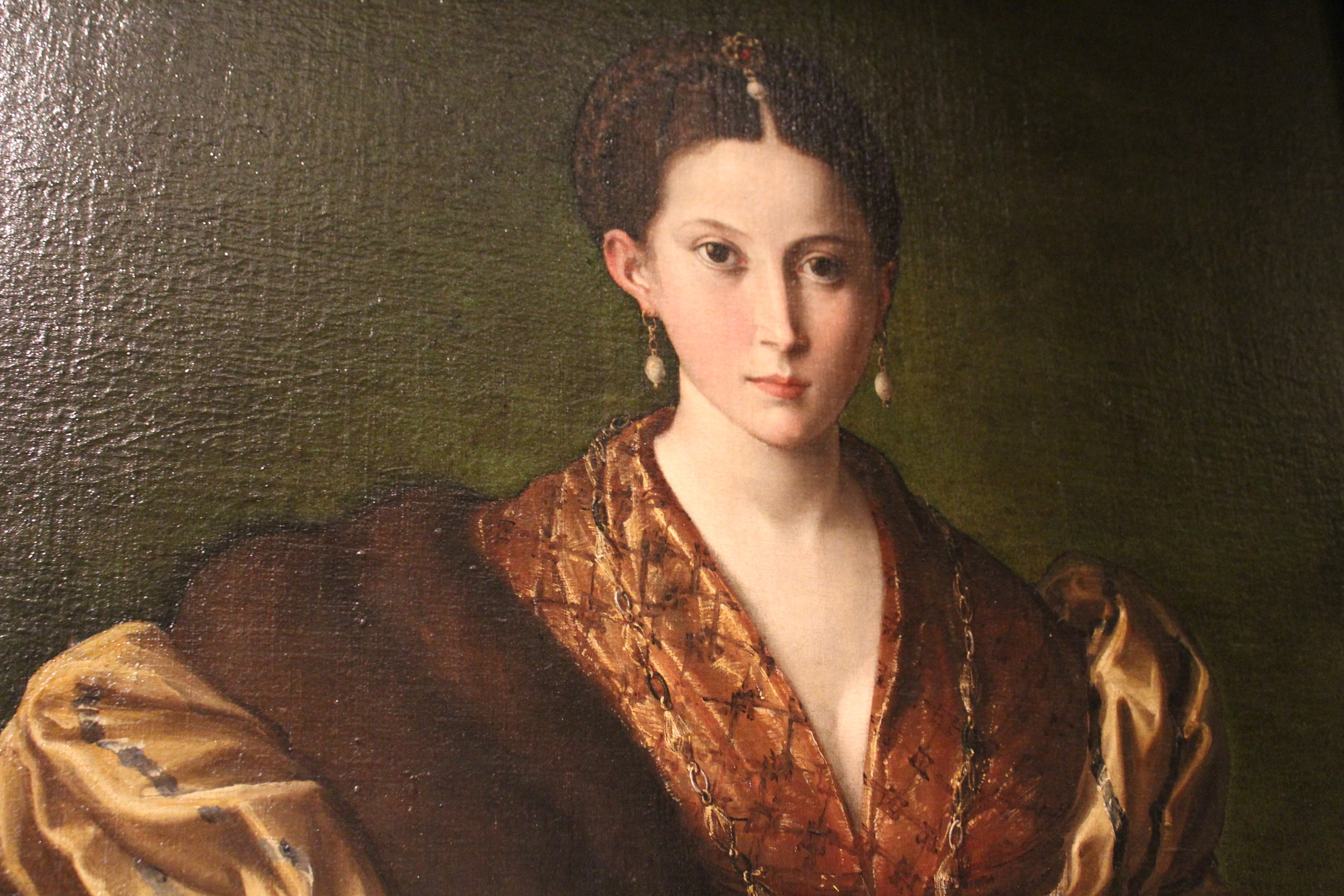 """Parmigianino's """"Antea"""" is a highlight of a visit to the Museo di Capodimonte in Naples"""