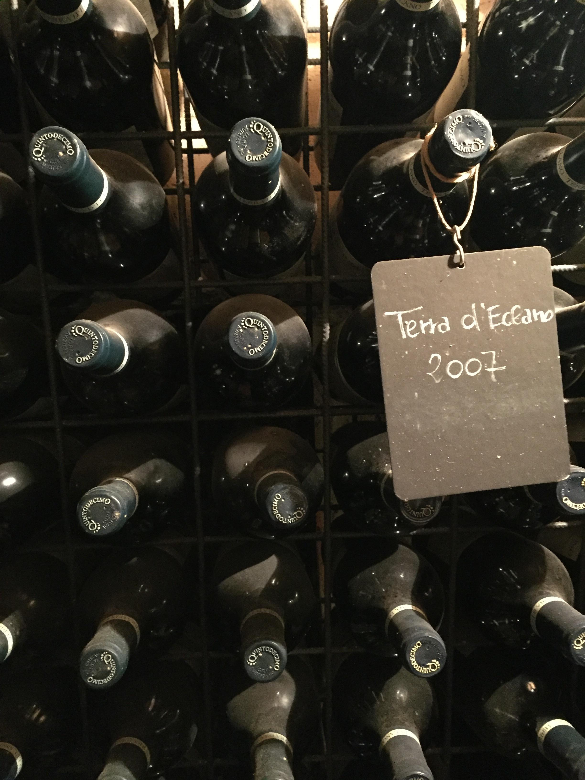Private wine cellar tours