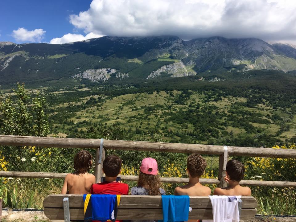 Abruzzo family tours