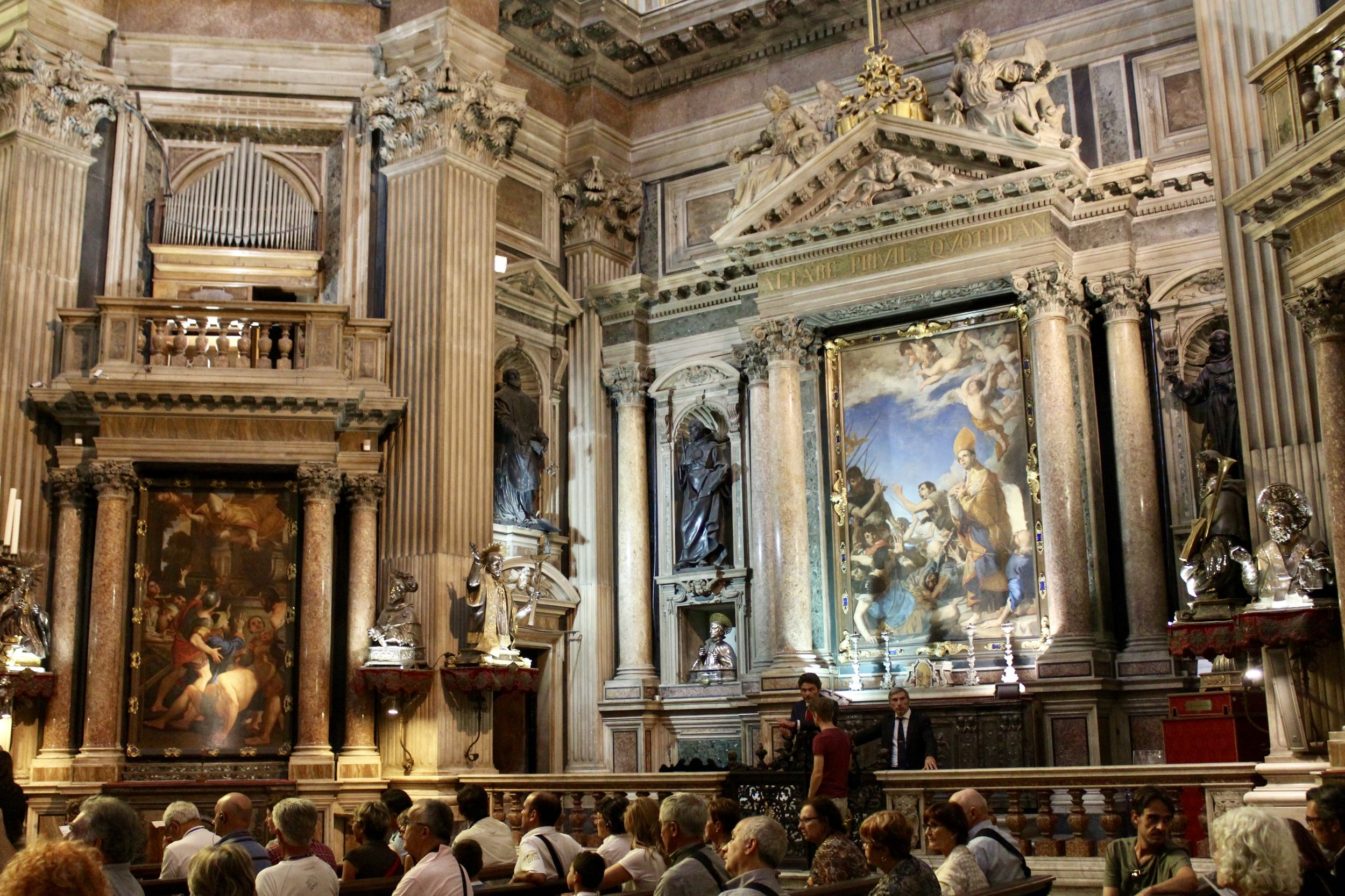 Chapel of San Gennaro
