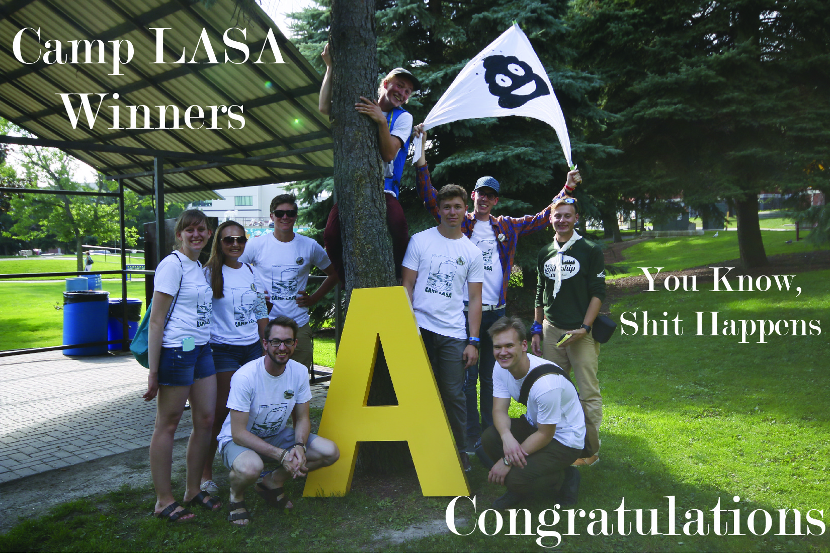 Camp Lasa - Winners