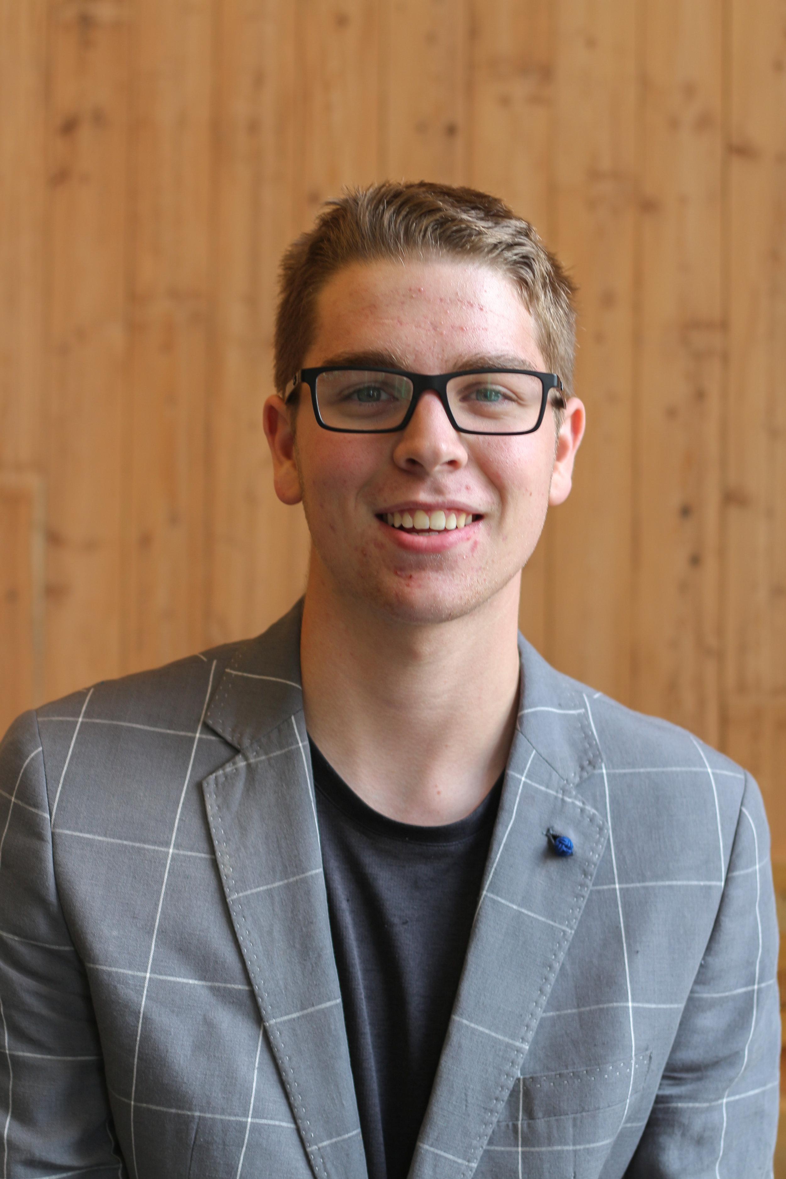 Drew Howlett - Coordinateur des événements juniorAllo!!