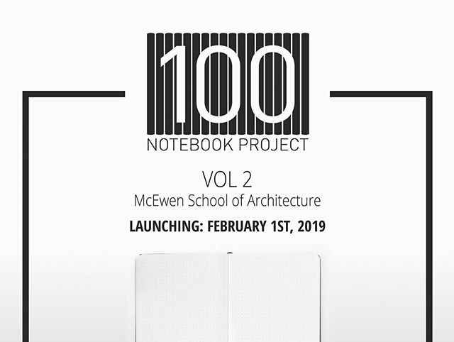 The 100 Notebook Project has partnered with the MSoA and will launch this Friday, February 1st. Participants will receive a Leuchtturm 1917 sketchbook and fill it with anything that reflects their daily lives and creative minds. After 10 weeks, these notebooks will be collected and submitted for an exhibition hosted at the MSoA Library. This is open to students and faculty at MSoA and members of the Sudbury community. If you are interested in participating, come sign up from 1-2pm this Wednesday, January 30th, by the elevator on the second floor. We will be taking the first 100 people that sign up.