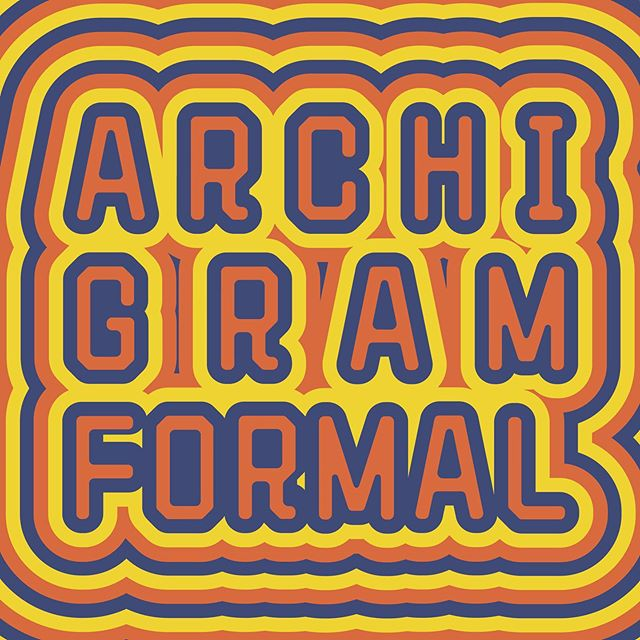 LASA's Archigram Formal will be held on Saturday, March 30th, 2019 from 8pm-12am. Tickets are $20 and will be on sale starting tomorrow (Friday, March 22nd) from 1-2pm by the elevator on the second floor and will be sold until tickets run out. Come join us for a fun night of dancing and awards, with snacks from Kuppajo and a cash bar!