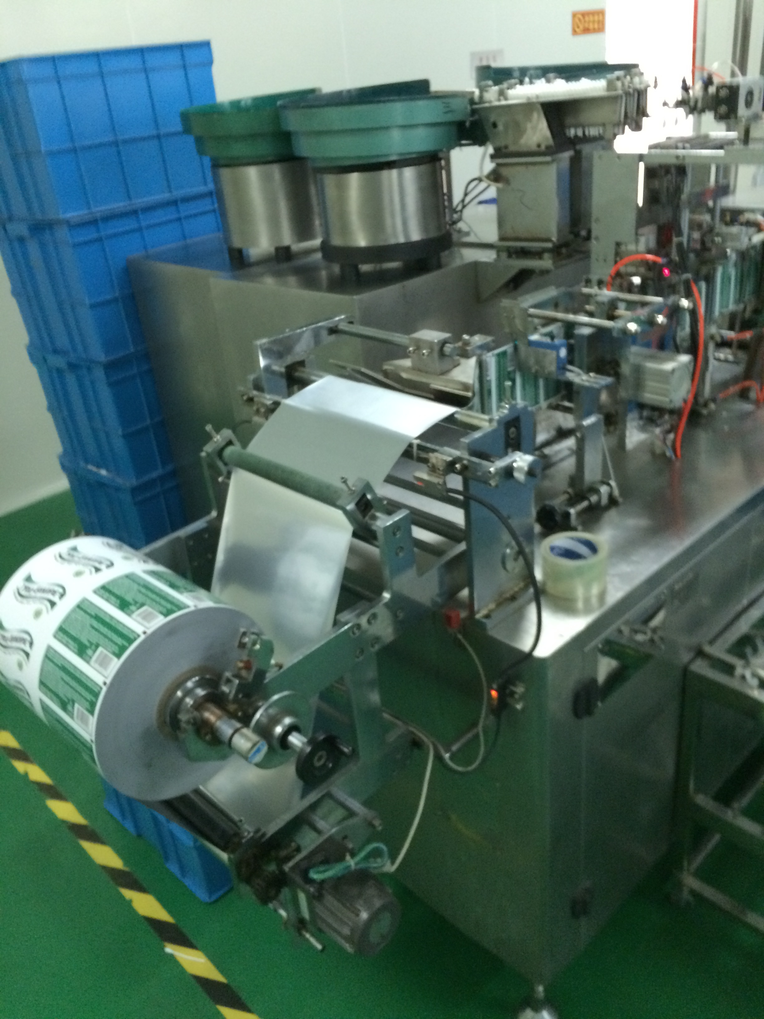 State of the art manufacturing facilities.