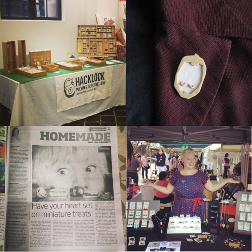 hacklock collage