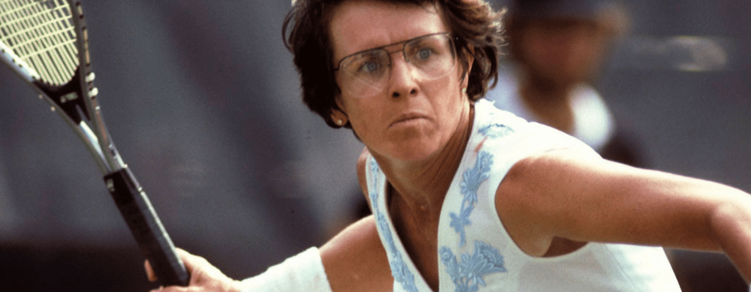 Billy Jean King and the battle of the sexes