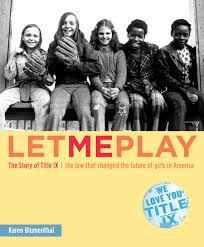 Here's a great book if you want to learn more about title IX