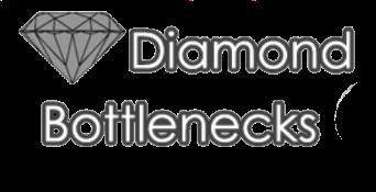 Diamond Bottlenecks