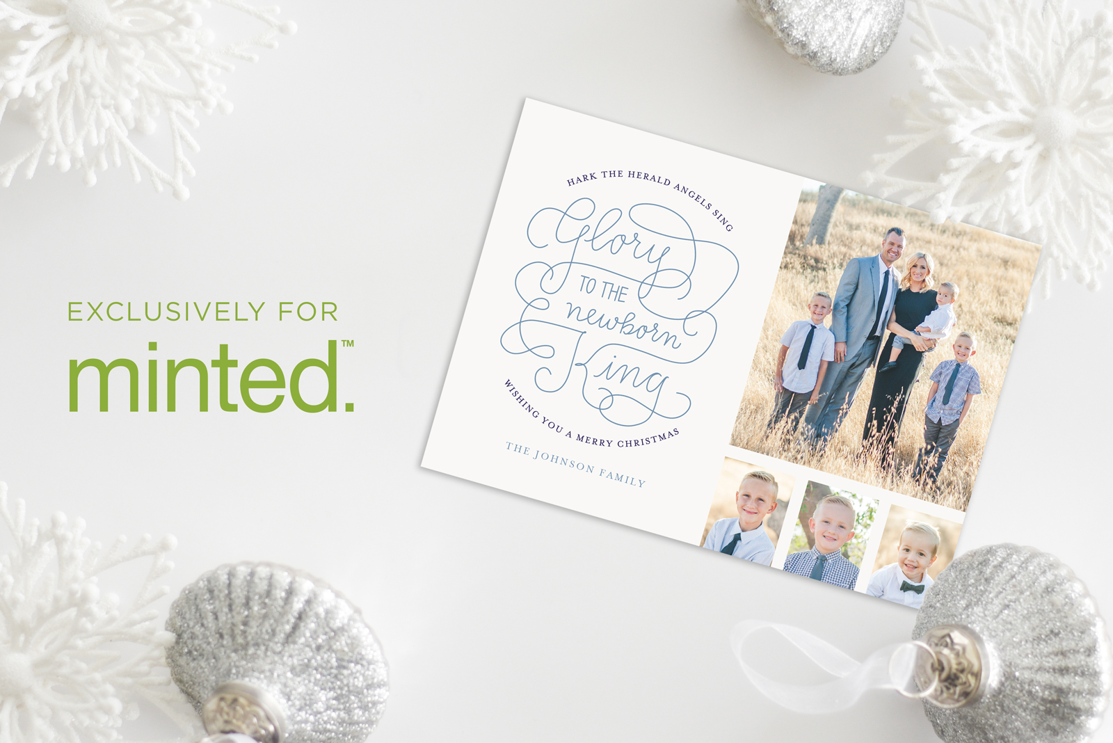 Shop this design exclusively on  minted.com !