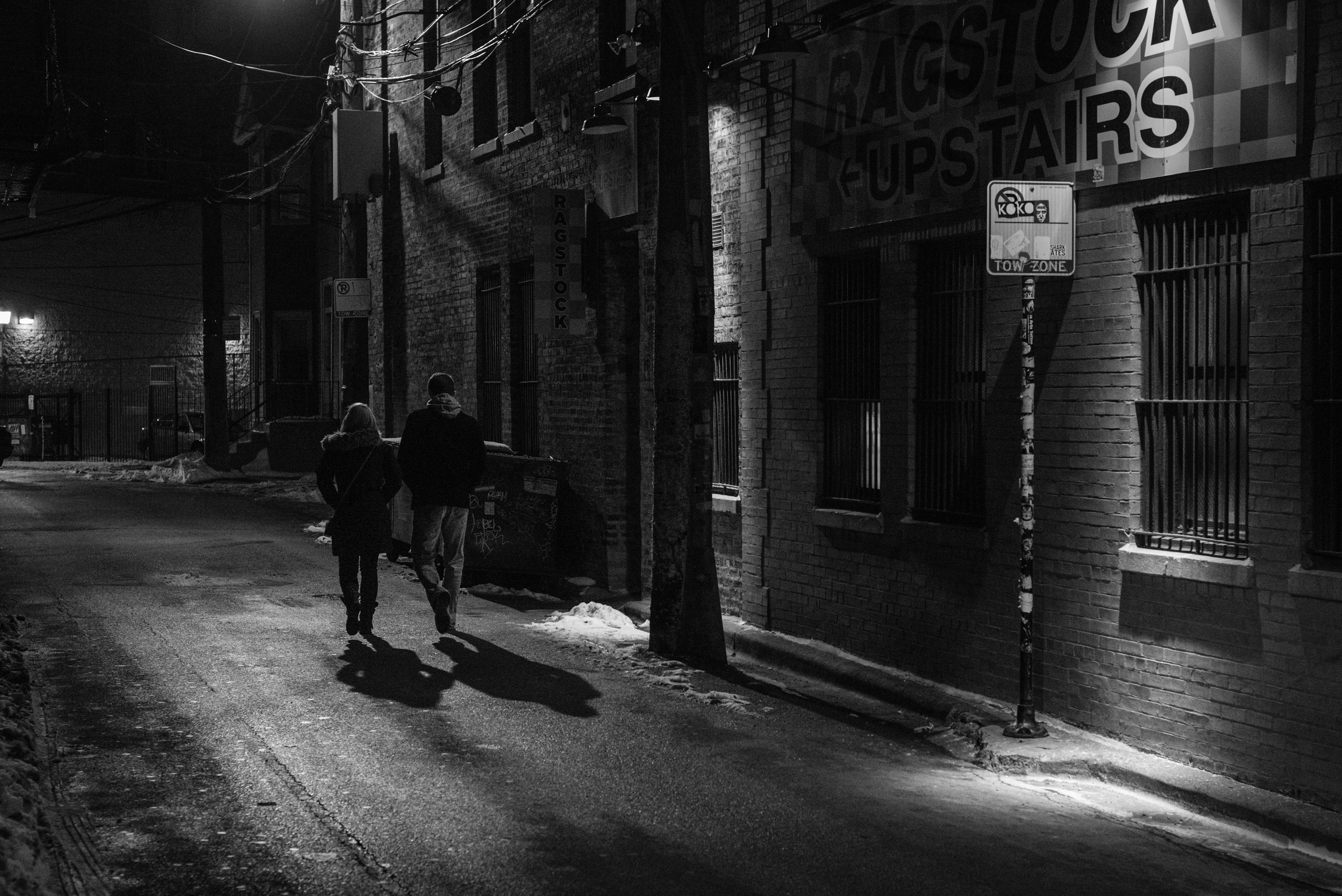 Alley Series | Chicago | 2015