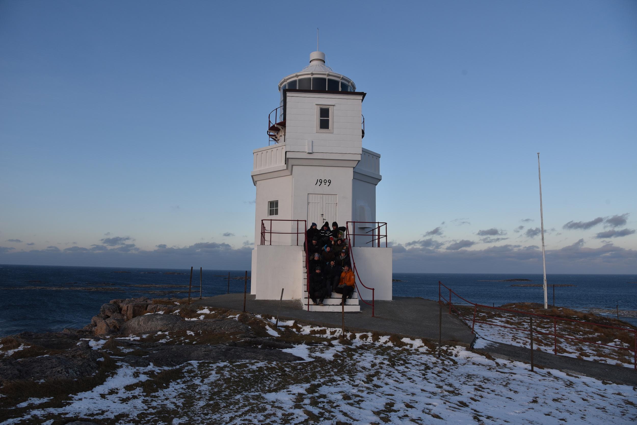 Sula lighthouse