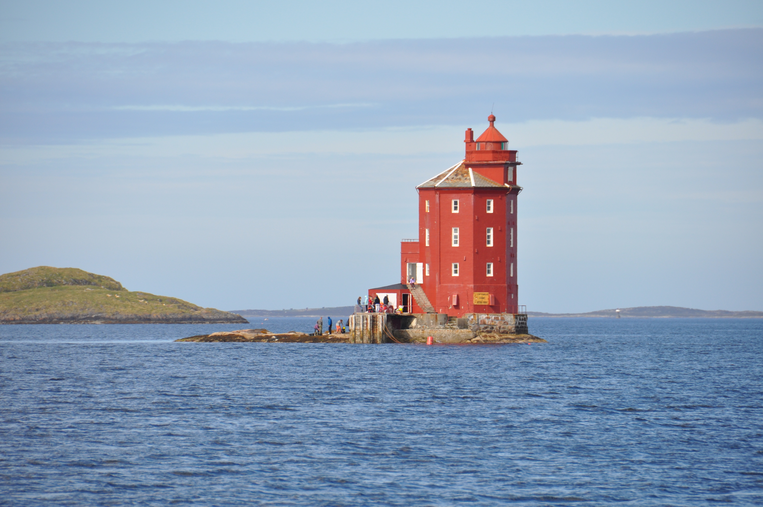 Kjeungskjær lighthouse.