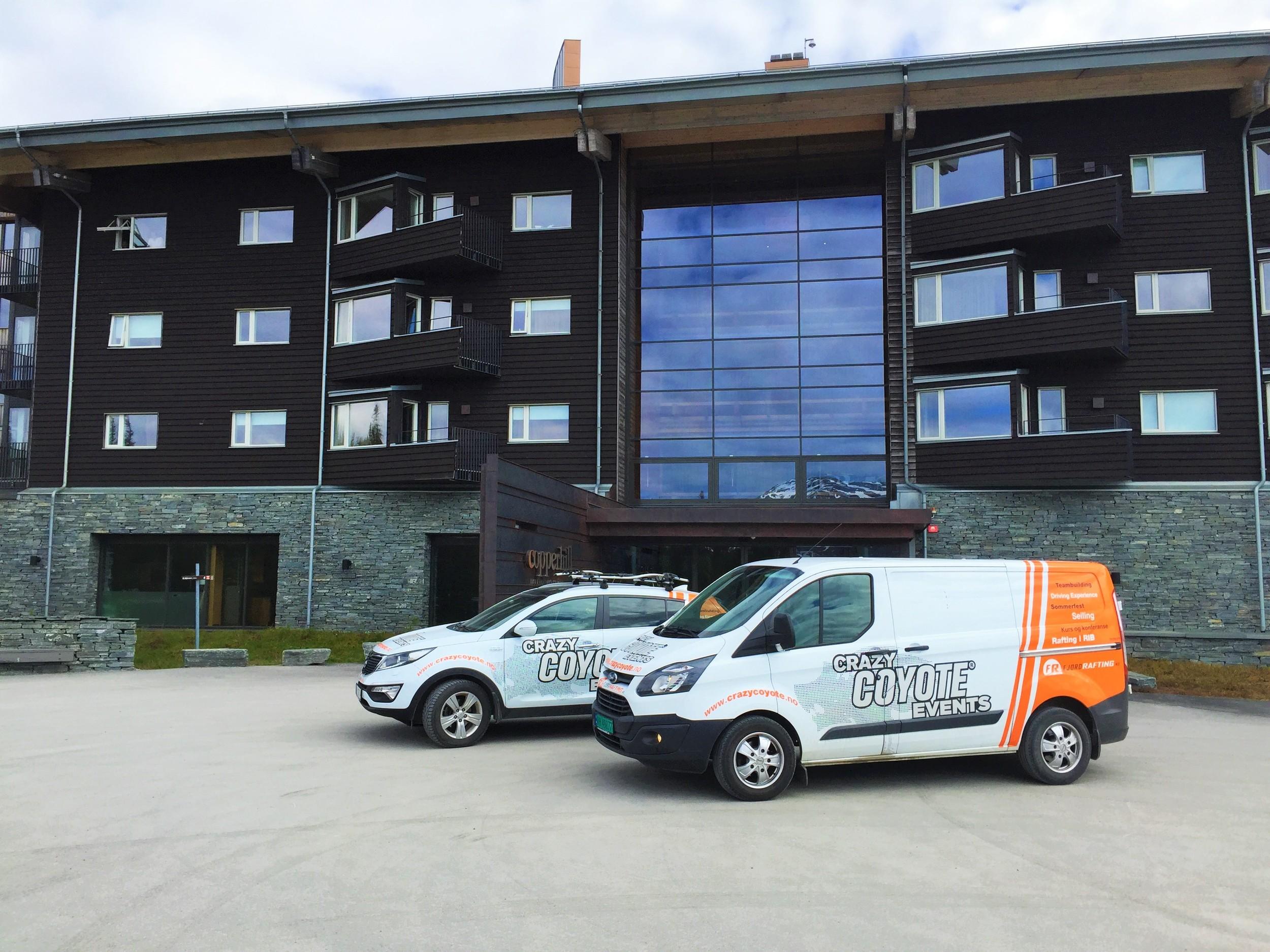 Har du vært på dette flotte hotellet?