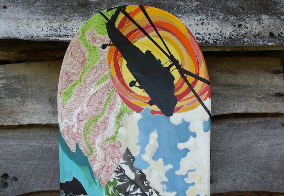 Commission Snowboard