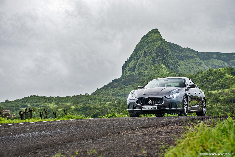 Maserati GHIBLI  back to  AUTOMOTIVE