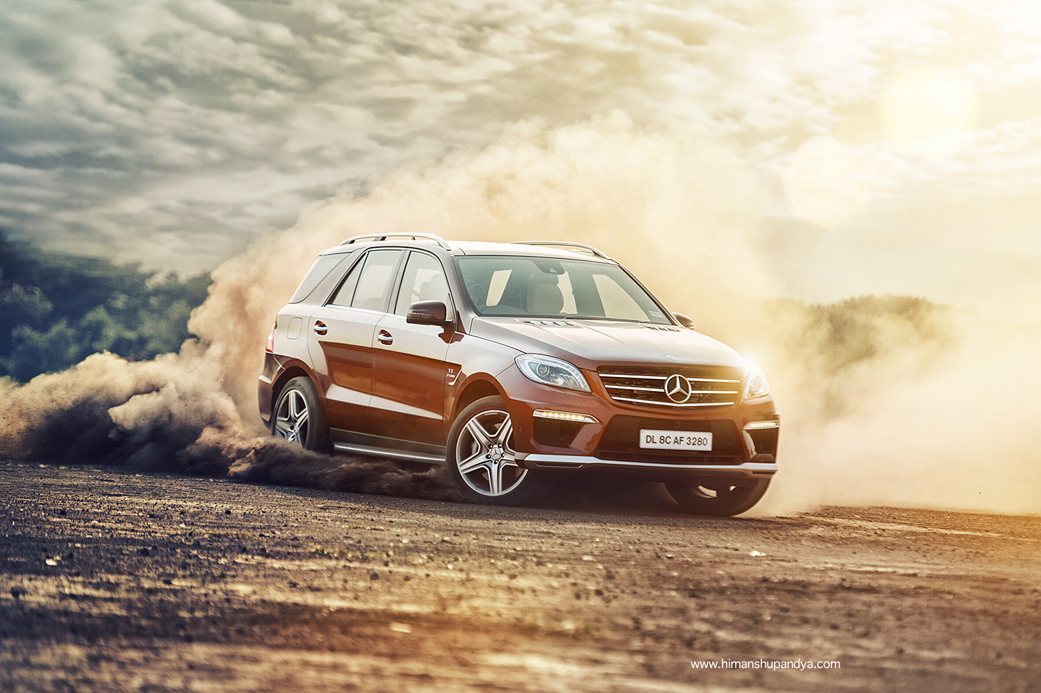 Cayenne vs ML 63  see more  AUTOMOTIVE