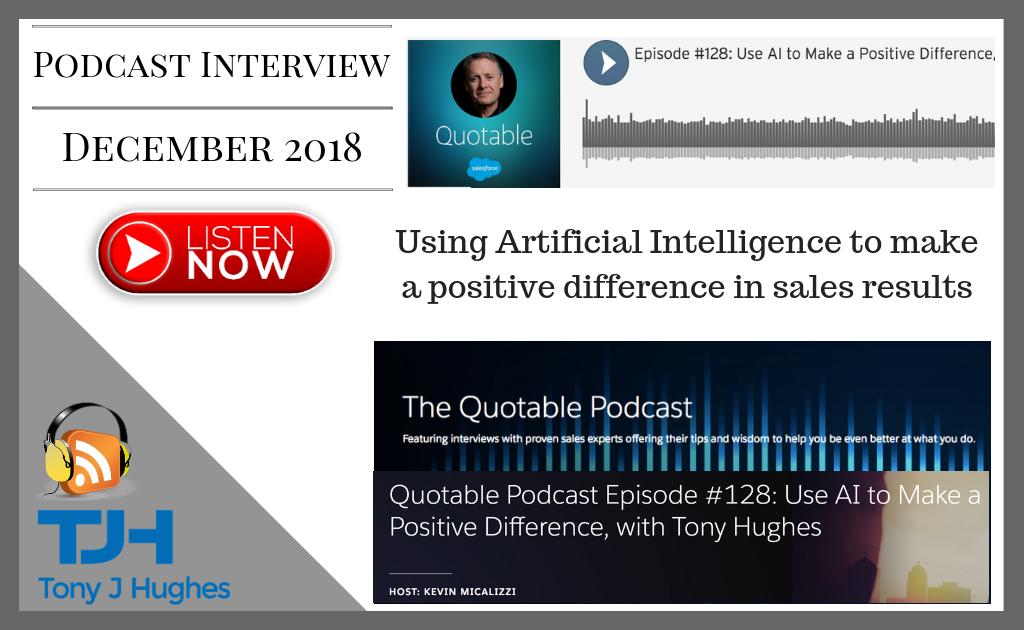 Quotable Podcast Tony Hughes