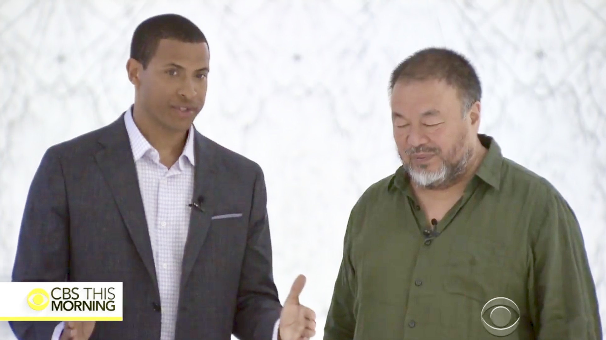 Chinese artist Ai Weiwei celebrates free speech in new D.C. exhibit