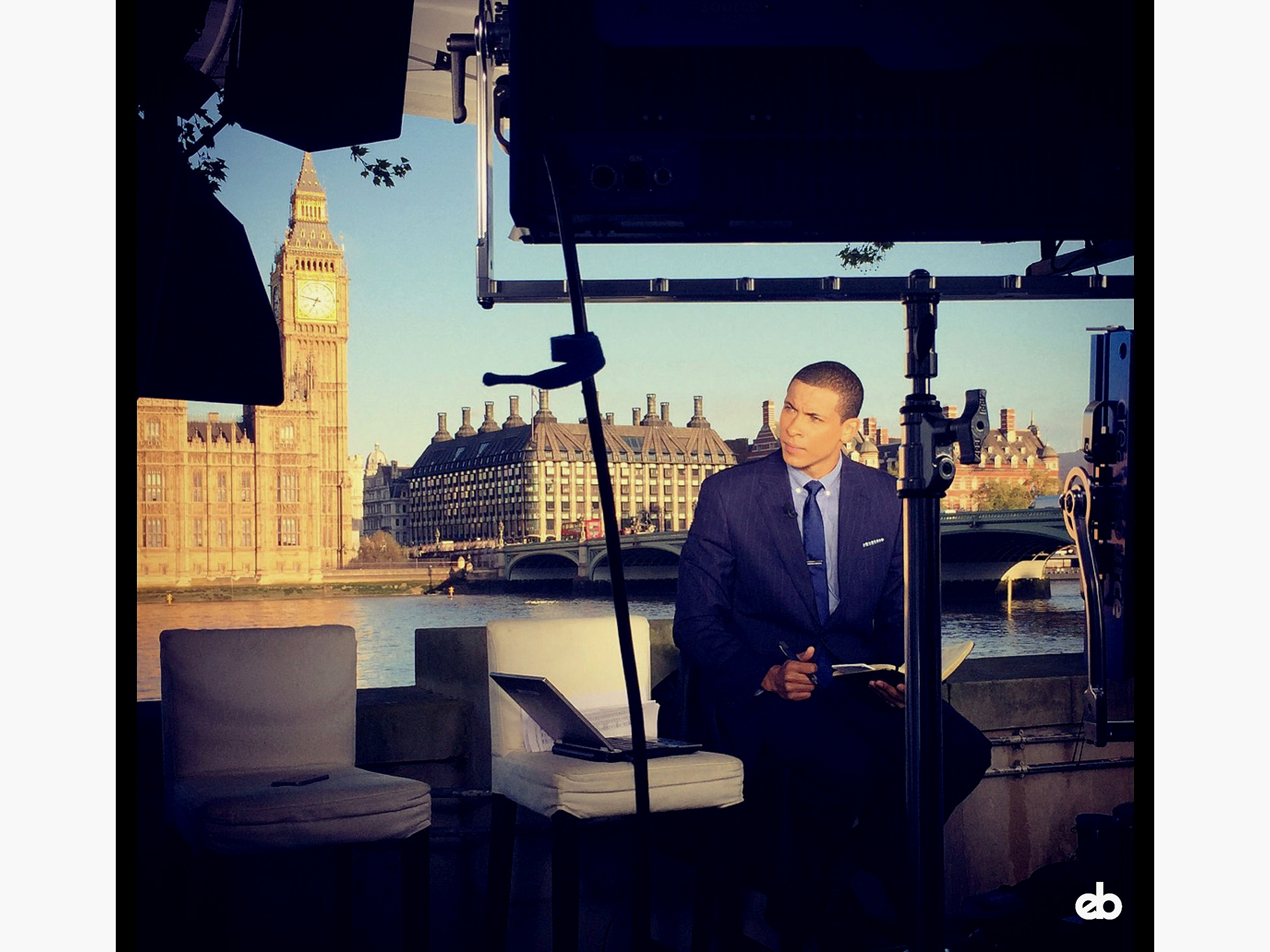 anchoring 'cnn newsroom' from outside parliament in london was a real full-circle moment for me, as it was the first time i did so from my home country