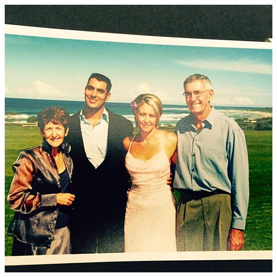 Wedding Day 2003