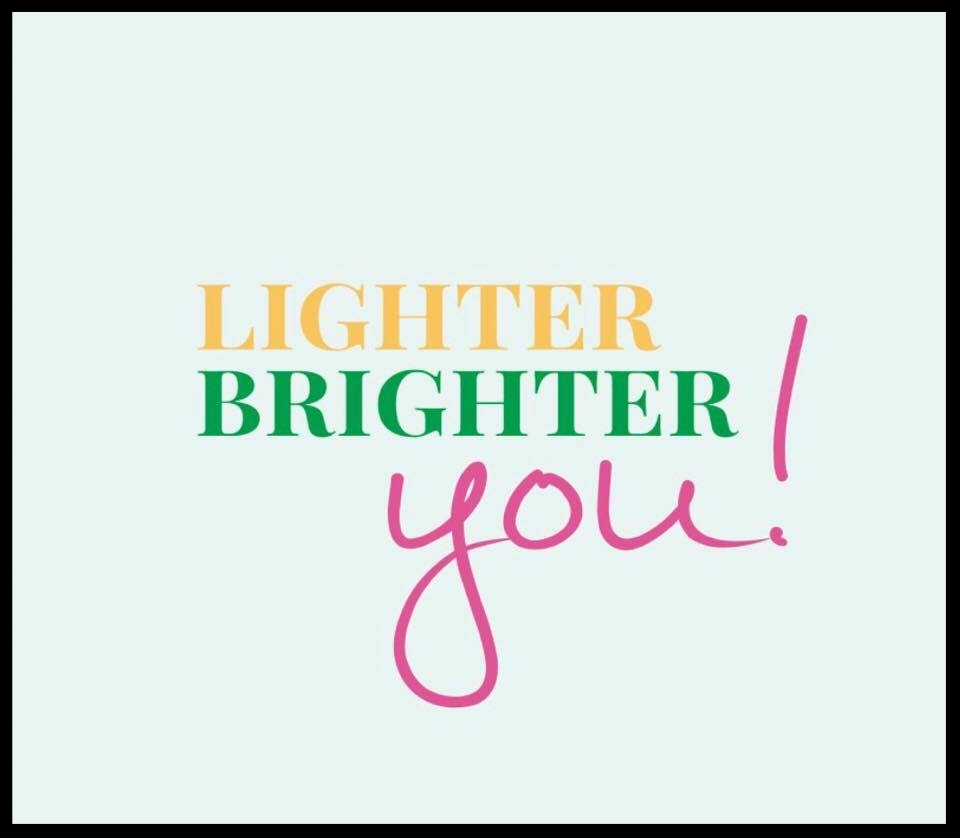"""Read """"A  Lighter Brighter ME """" Blog   here   - A reflective journal towards optimal brain health based on the book by Delia McCabe """"  A Lighter Brighter You  """"."""