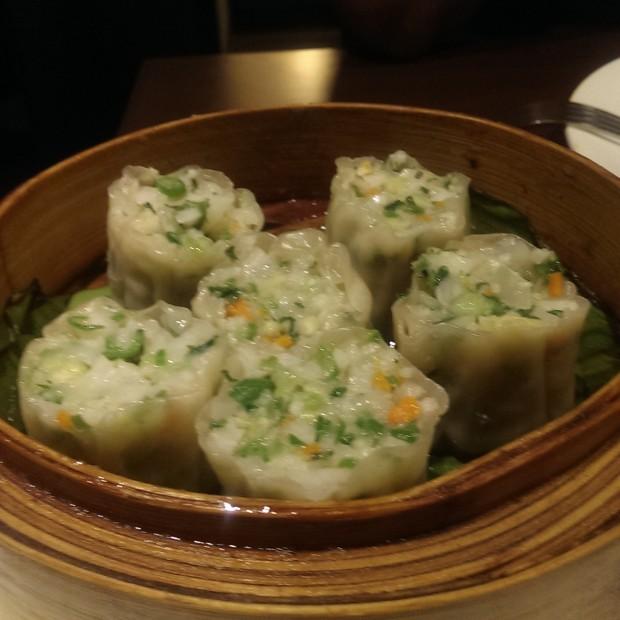 Veg Sui Mai @ China Bistro, Worli
