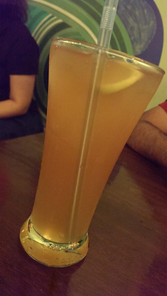 Iced Tea @ Lemon Grass, Bandra